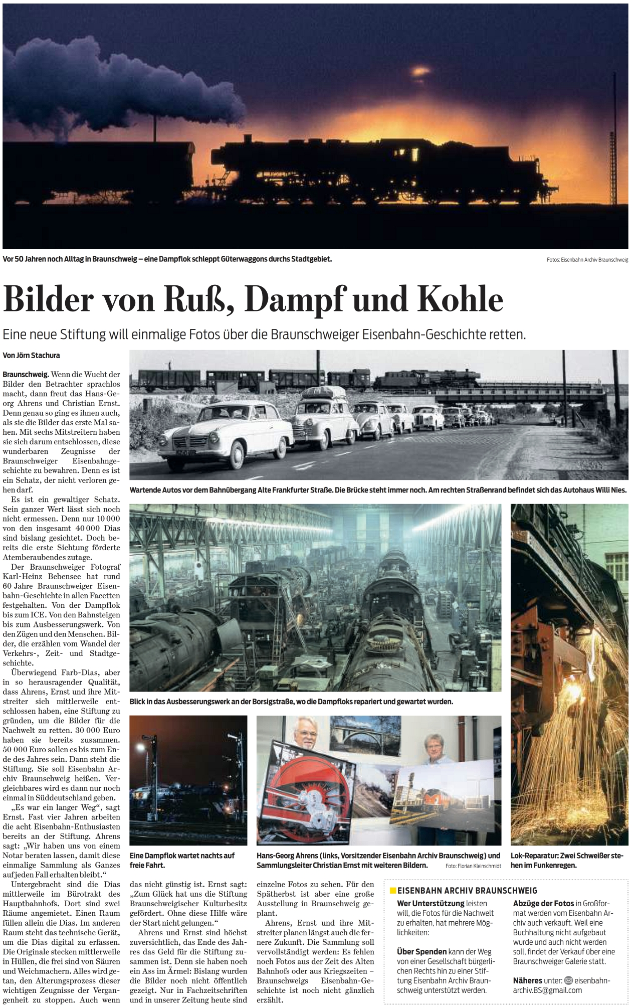 Braunschweiger Zeitung 13.06.2016