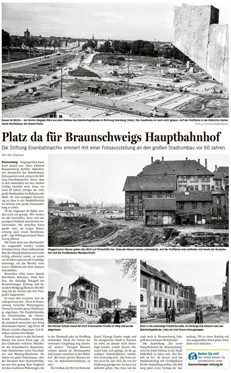 Braunschweiger Zeitung 03.12.2019