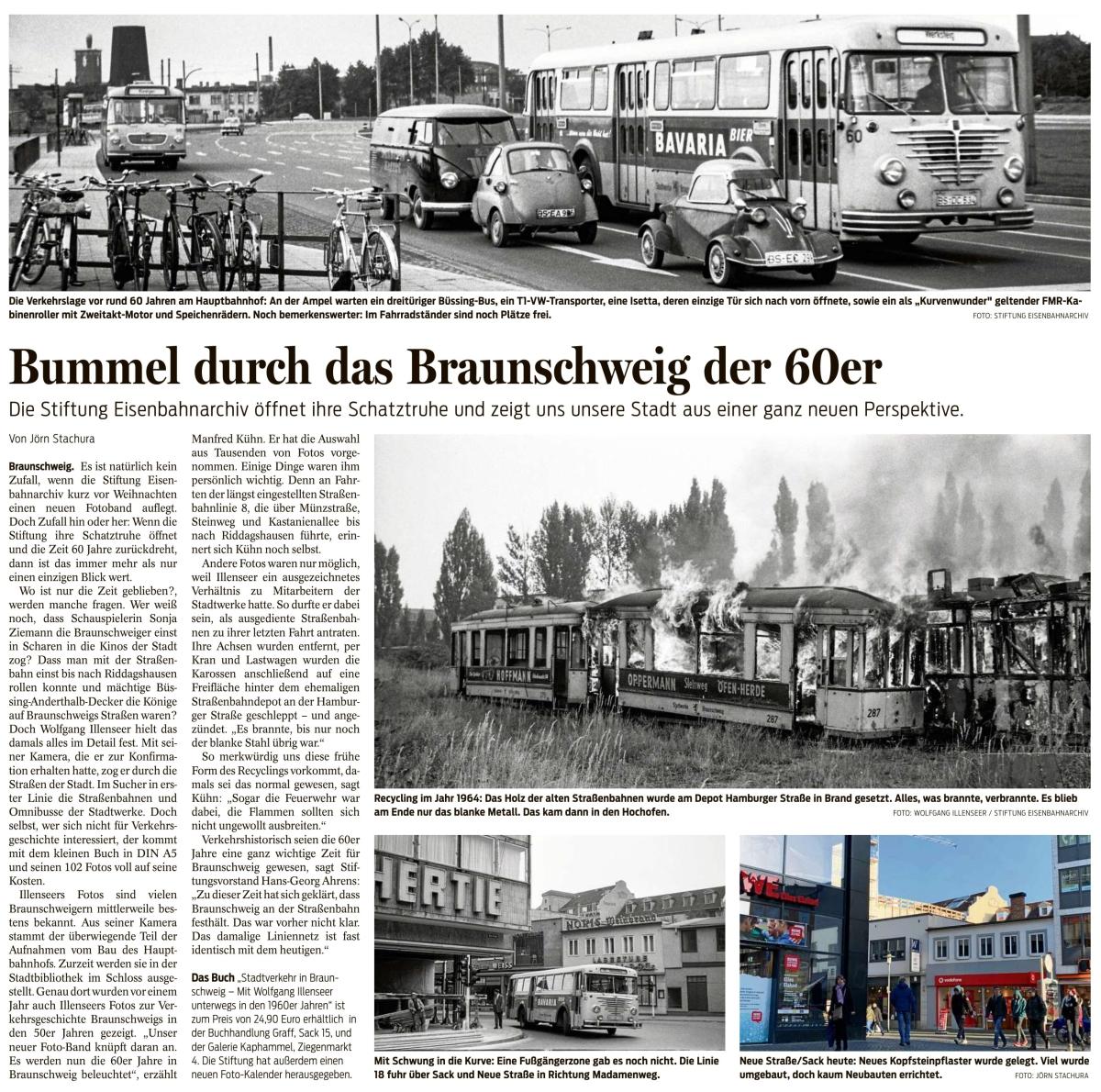Braunschweiger Zeitung 19.12.2019