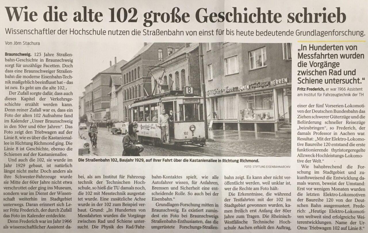 Braunschweiger Zeitung 14.11.2020